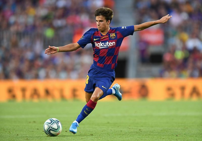 Riqui Puig could be sold by Barcelona this summer