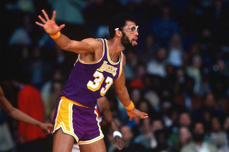 The Captain Kareem Abdul-Jabbar in action [Credits: Inside Hook]