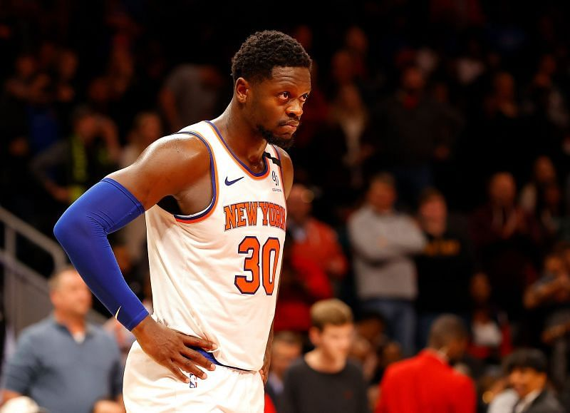 New York Knicks trying to trade Julius Randle this offseason