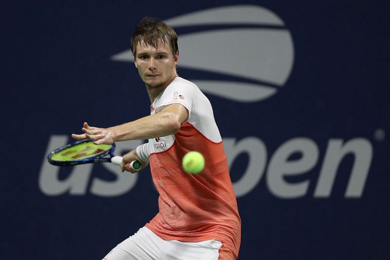 Alexander Bublik at the 2020 US Open