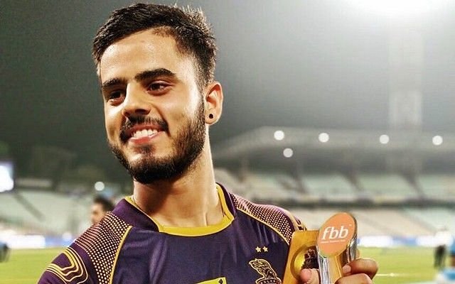 Nitish Rana is looking to serve as a genuine all-rounder in IPL 2020 (Image Credits: Crictracker)