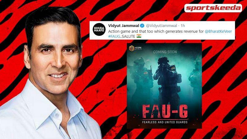 Twitter explodes as Akshay Kumar unveils FAU-G, a desi PUBG Mobile alternative
