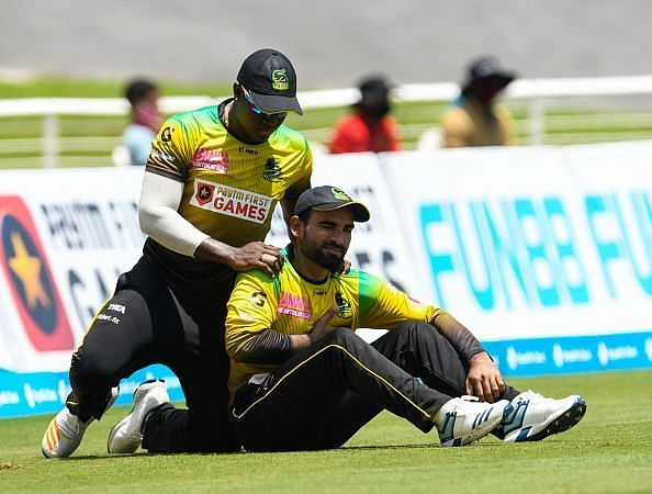 The Jamaica Tallawahs need a win from this game to better secure their spot in the CPL playoffs