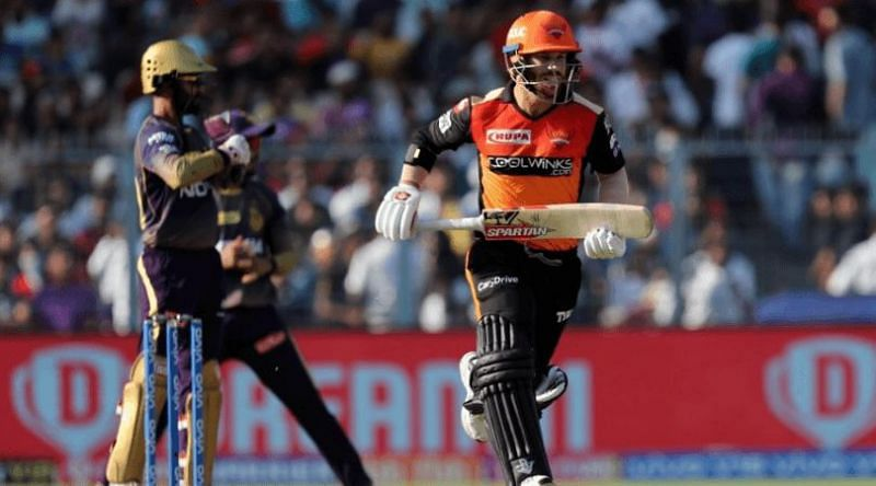 David Warner is someone to watch out for this match,