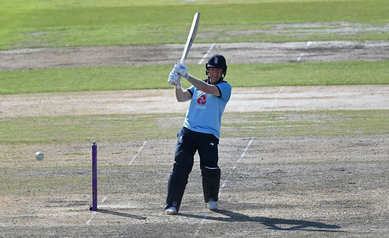 Eoin Morgan has been in scintillating form with the bat