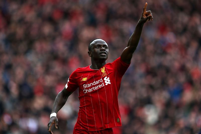 Liverpool have identified a player who could replace Sadio Mane in the future