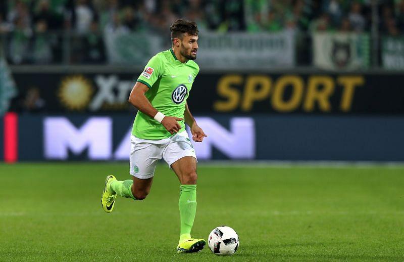 Caligiuri moved to Augsburg this season.