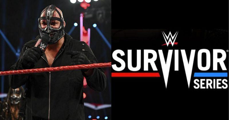 RETRIBUTION could have a big match at Survivor Series.