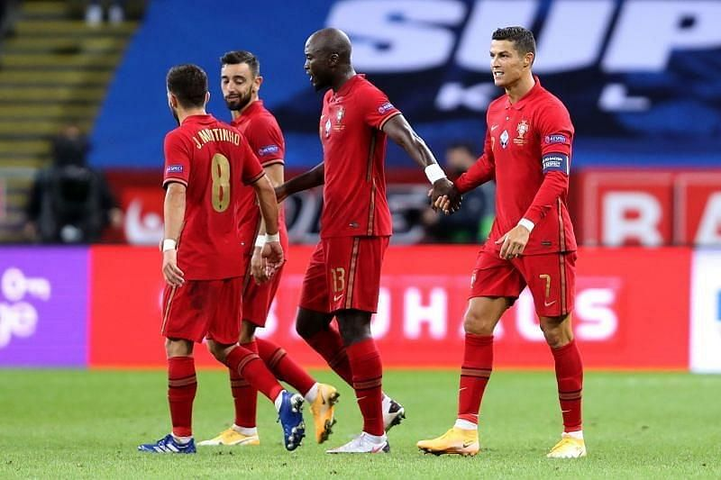 Portugal stroll past Sweden on the back of Ronaldo