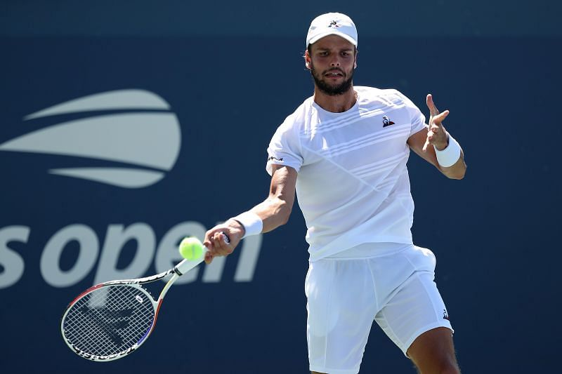 Gregoire Barrere feels like Roger Federer due to all COVID-19 restrictions in place