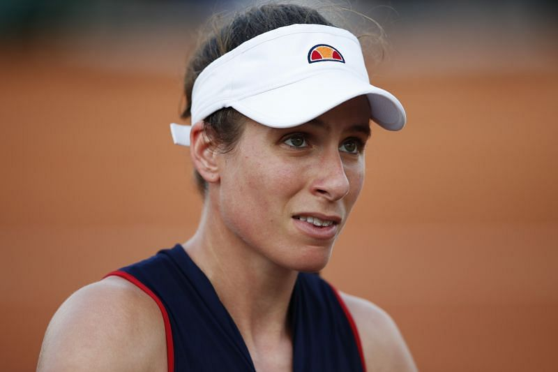 Johanna Konta is a former semifinalist at the French Open
