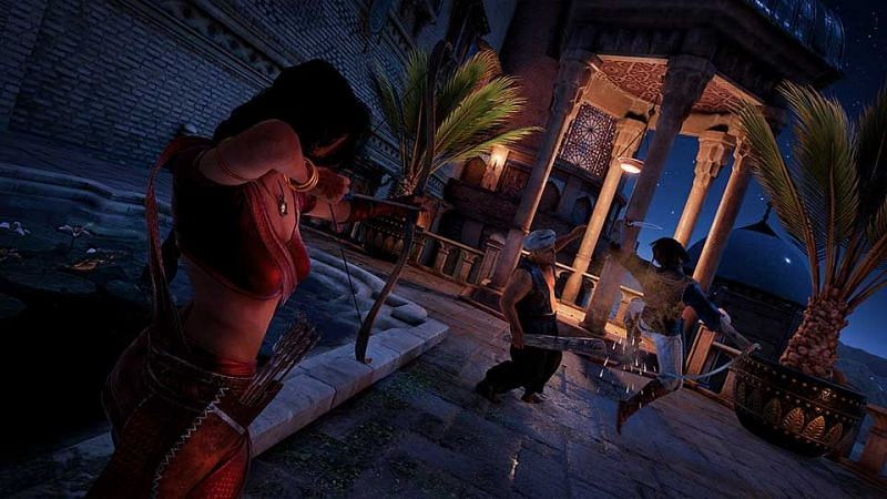 Ubisoft announced the remake of Prince of Persia Sands of Time at their Ubisoft Forward Event (Image Credit: Ubisoft)