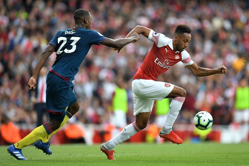 Arsenal take on West Ham United this week