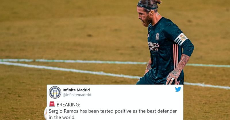 Sergio Ramos scored one of the coolest Panenka penalties to hand Real Madrid their first win of the La Liga campaign