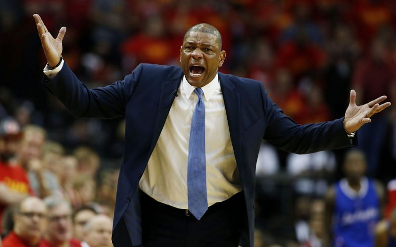 Doc Rivers let go of yet another 3-1 series lead