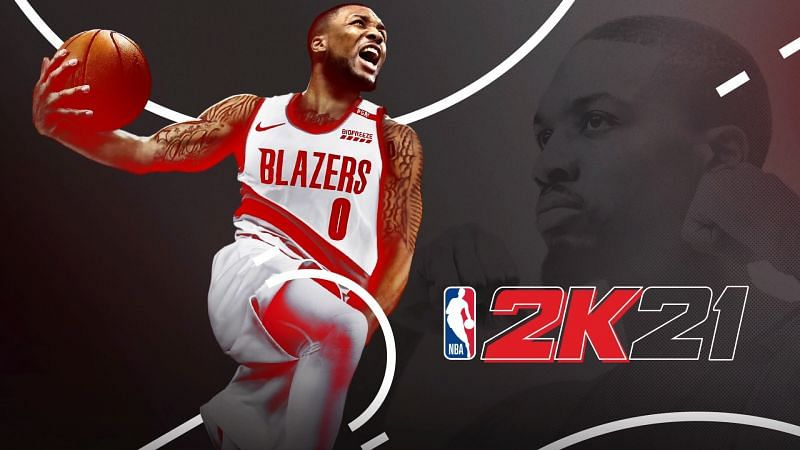 Damian Lillard is the cover star this time