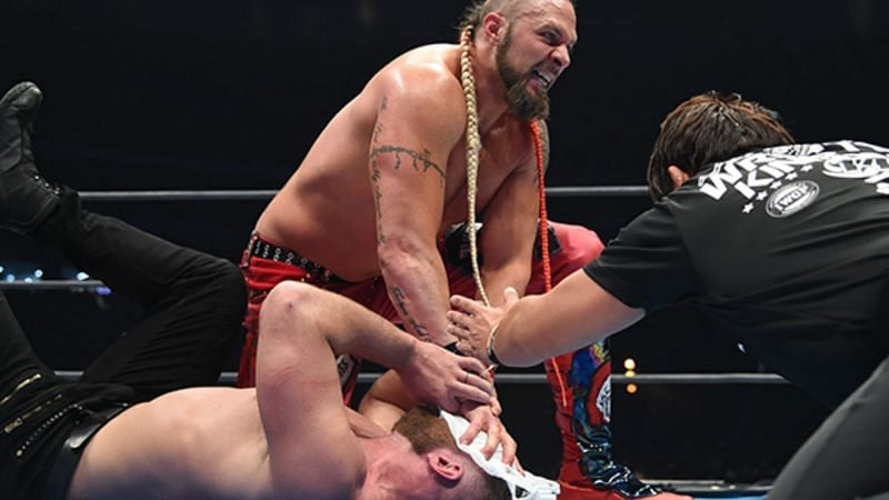 Lance Archer and Jon Moxley have a short yet violent history