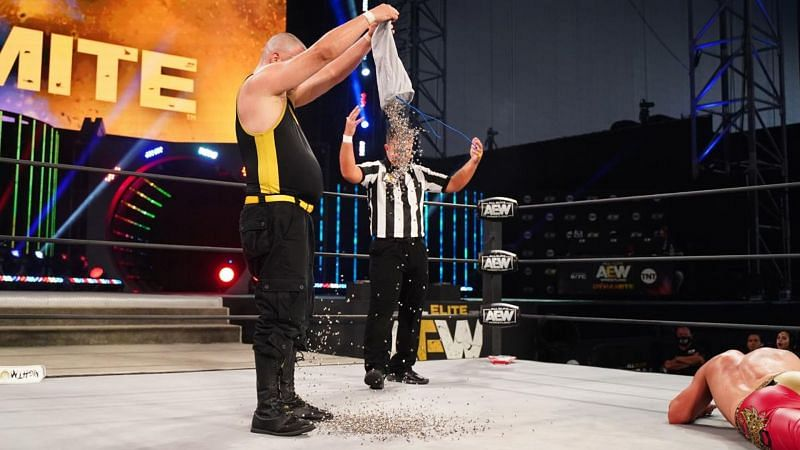 Eddie Kingston made his AEW debut in a No DQ match against Cody on Dynamite