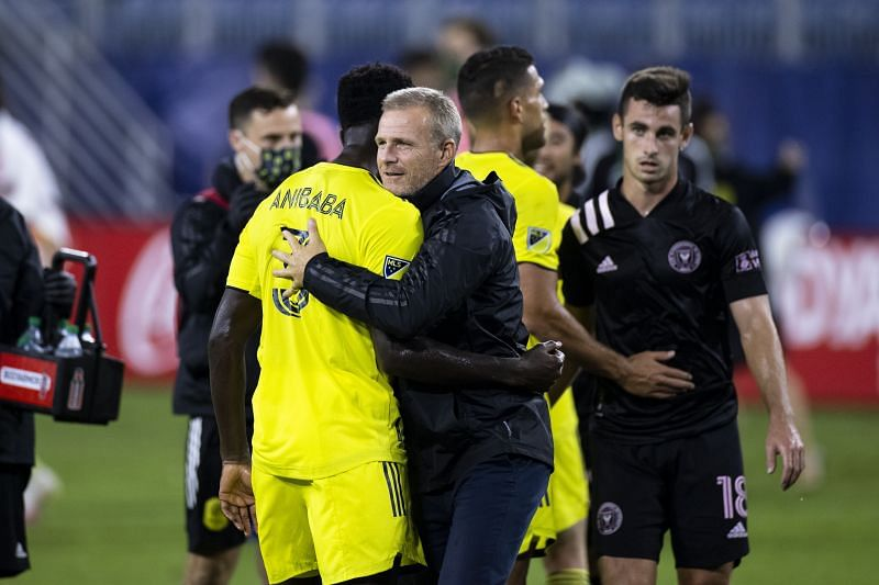 Nashville SC head coach Gary Smith will look for his side to pull off another home win