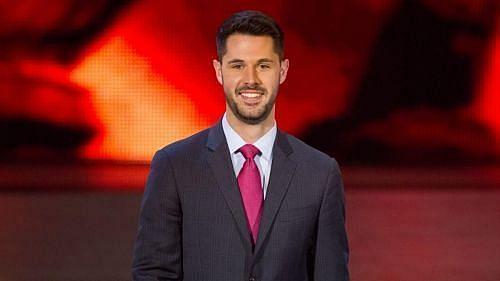Tom Phillips is set to return tonight on Monday Night RAW
