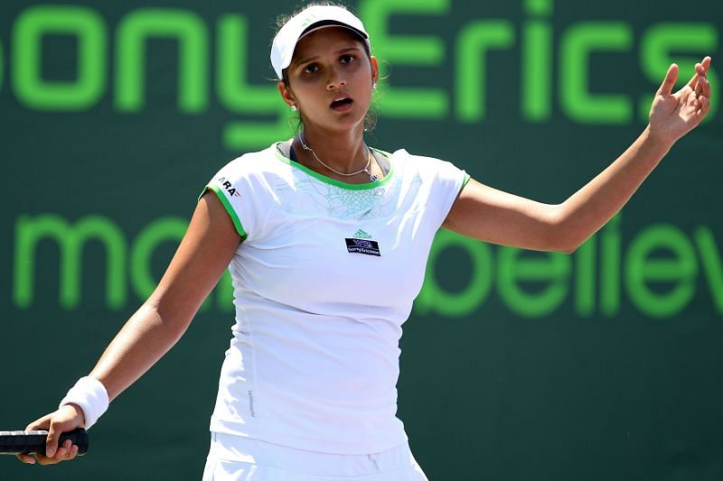 Sania Mirza is a former World No.1 doubles player