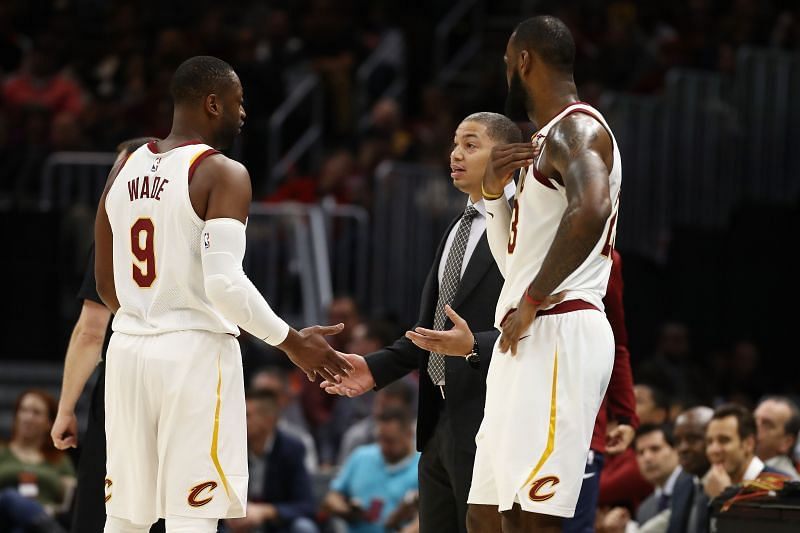 NBA News Update: Tyronn Lue has emerged as a candidate for the newly-made Houston Rockets head coach vacancy