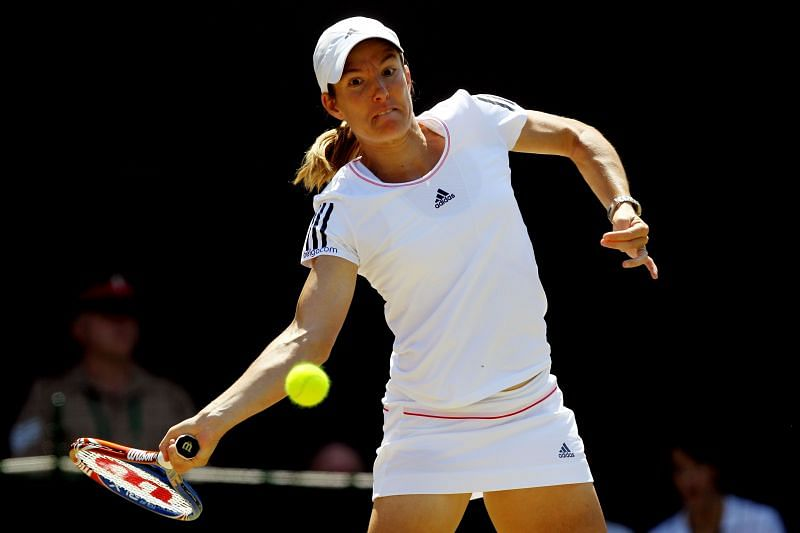 Justine Henin believes that Novak Djokovic is not a machine.