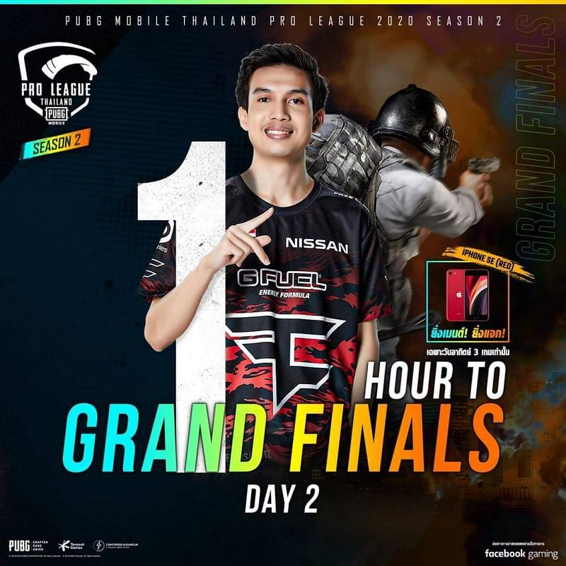 PMPL S2 Thailand Grand Finals