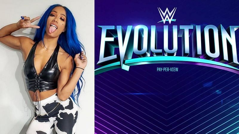 Sasha Banks would love to face a WWE legend at Evolution 2.0.