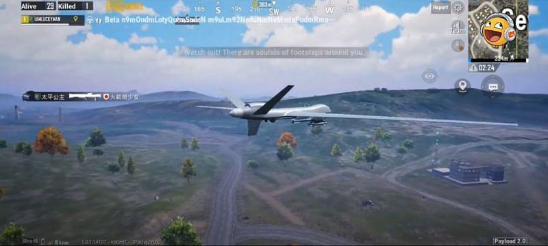 UAV controller (Image Credits: LuckyMan / YouTube)