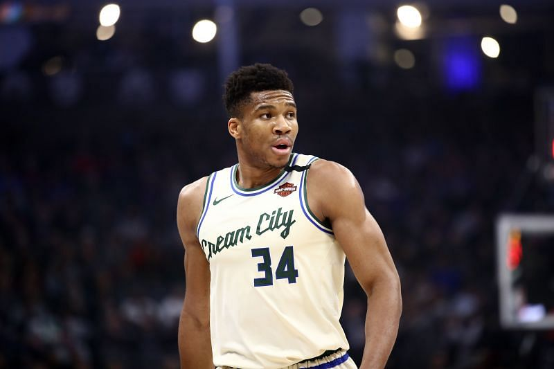 Antetokounmpo is already a two-time MVP before his 26th birthday