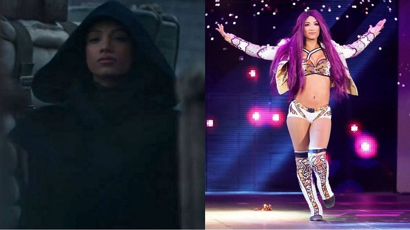 Sasha Banks may have found a great opportunity outside of WWE