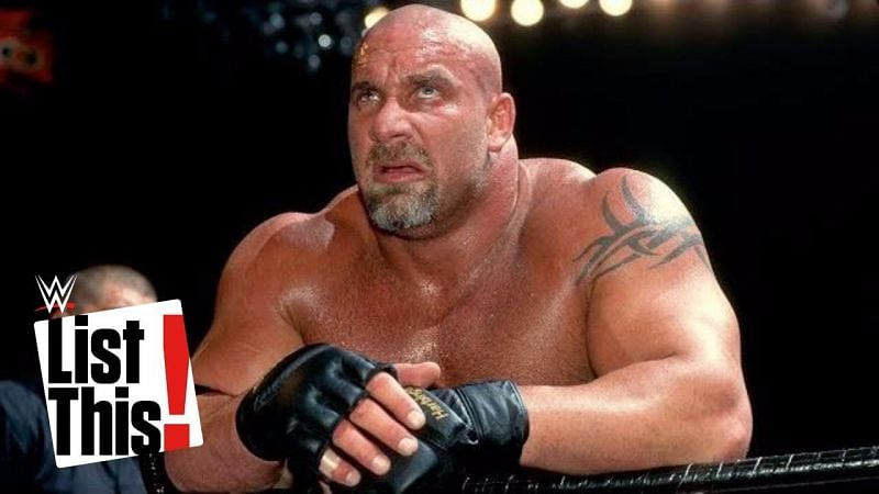 Goldberg was not the easiest to work with at times (Pic Source: WWE)