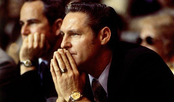Lakers coach Bill Sharman [Credits: Our Weekly]