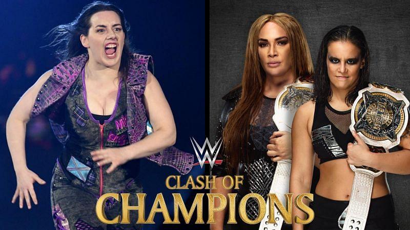 Nikki Cross, Shayna Baszler and Nia Jax will miss tonight