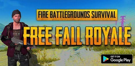 Free survival: fire battlegrounds. Image: Google Play.