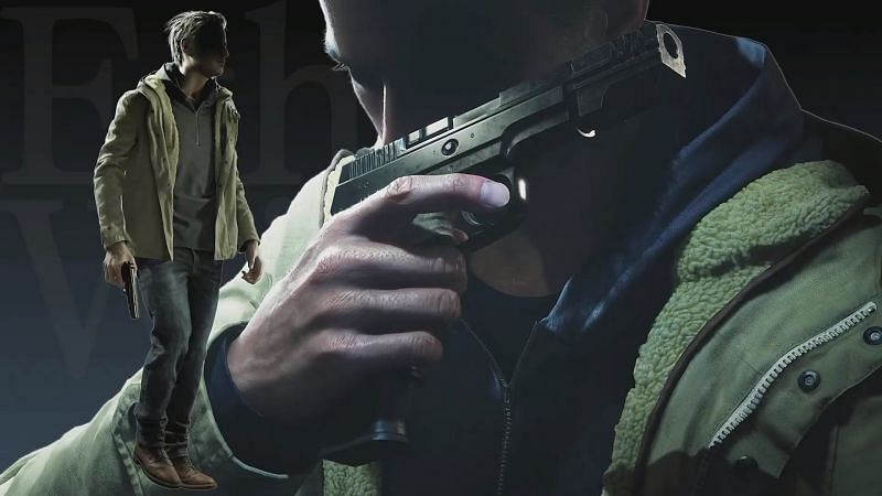 A brand new look at the Ethan Winters character from Resident Evil 8 Image Credits: Capcom