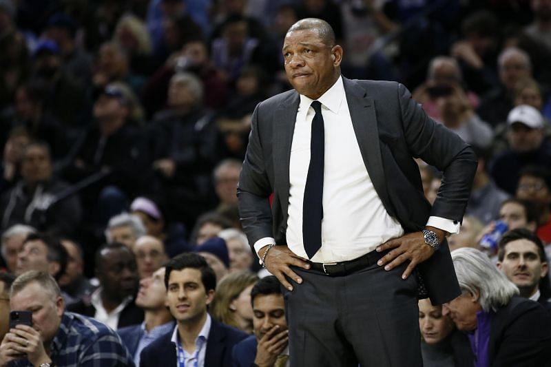 LA Clippers have parted ways with their head coach Doc Rivers.