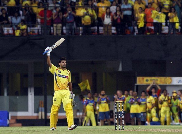 Kris Srikkanth feels Murali Vijay can redeem himself in the IPL in Suresh Raina