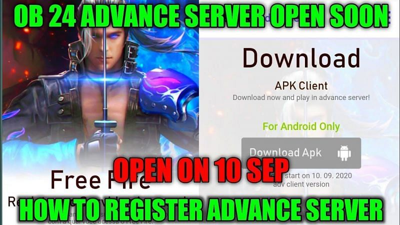 Free Fire OB24 advance server release date revealed (Image Credits: ADMM Gaming / YouTube)