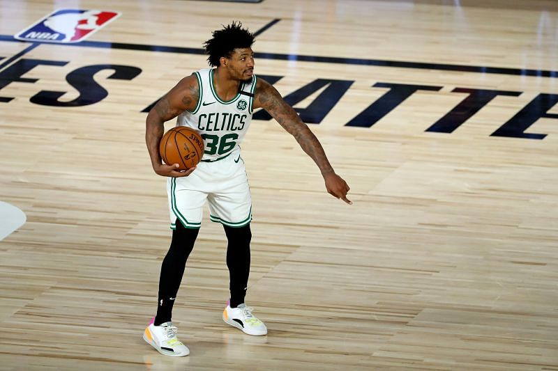 Marcus Smart has been impressive this season especially on the defensive end of the floor