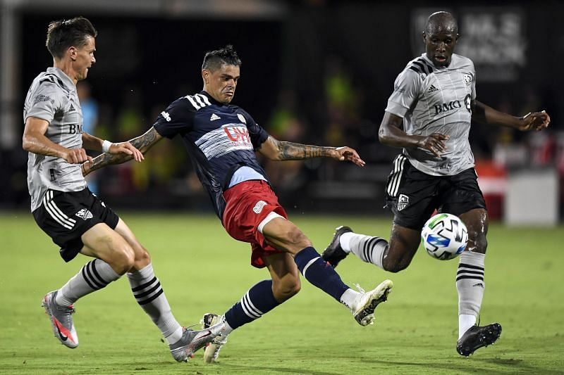 Montreal Impact v New England Revolution - MLS Is Back Tournament