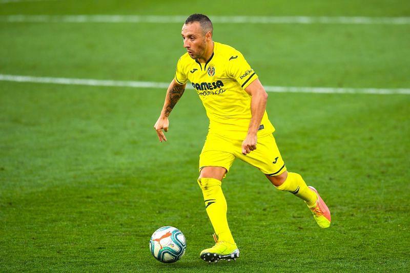 A midfielder who aged like fine wine- Santi Cazorla.