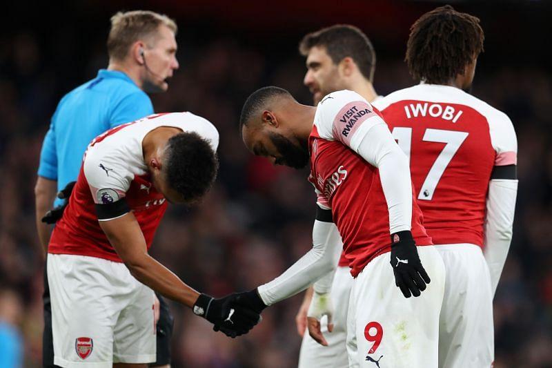 Arsenal take on Fulham this weekend