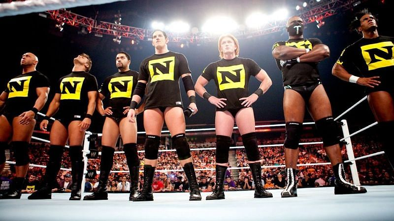 The NEXUS in WWE