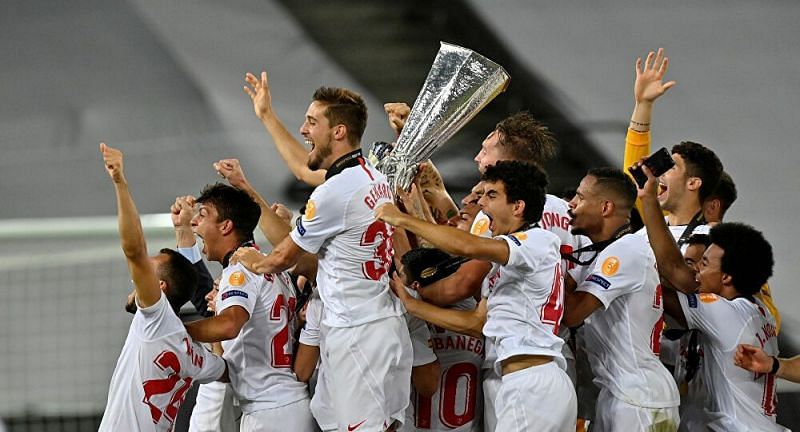 Sevilla are one of the finest defensive teams in world football at the moment.