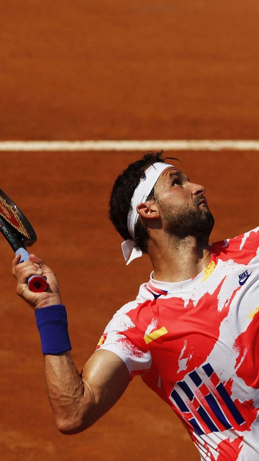 Rome Masters Grigor Dimitrov Vs Denis Shapovalov Preview Head To Head Prediction Italian Open 2020