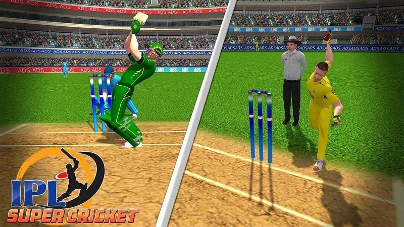 IPL Super Cricket – Cricket Games. Image Credits: Google Play.