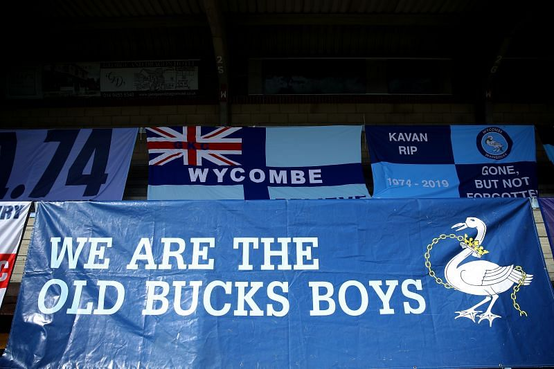 Wycombe Wanderers are set to play their first-ever away game in the Championship