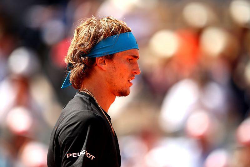 Alexander Zverev is a two-time quarterfinalist at Roland Garros